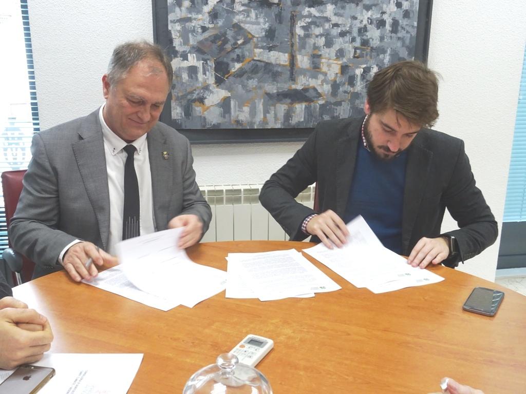 El consorcio valencia interior y el ayuntamiento de bu ol for Convenio oficinas y despachos 2017 valencia